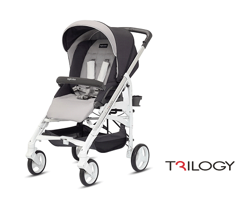 Inglesina Trilogy Stroller Review- Height & weight