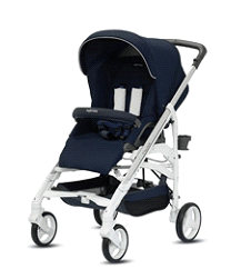 Inglesina Trilogy Stroller Review- Storage