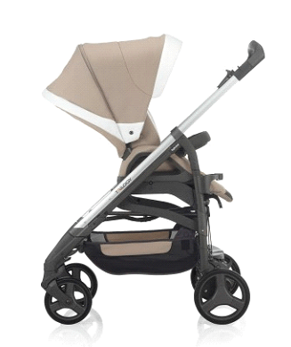 Inglesina Trilogy Stroller Review- Material & color