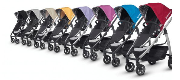 2015 UPPAbaby Cruz Stroller Review -A travel system lightweight