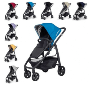 2015 UPPAbaby Cruz Stroller Review -Multiple Color Option Included With Strong Wheels