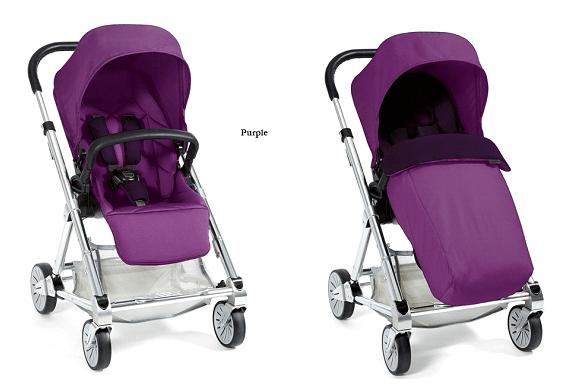 Mamas & Papas Urbo2 Stroller Review- Storage