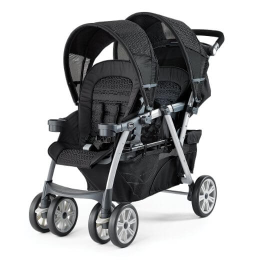 Chicco Cortina Together Best double stroller Review