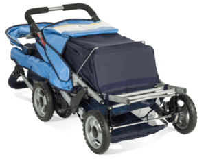 Child Craft Sports Stroller Trio 3 Review - Stroller Can Fir Under The Bed