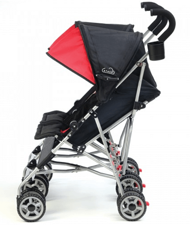 Kolcraft Cloud Side by Side Umbrella Stroller Review - best side by side stroller