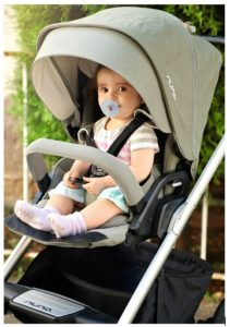 Nuna Mixx Stroller Review