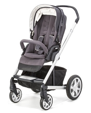Nuna Mixx Stroller Review - comfortable seat , large handles , big wheels