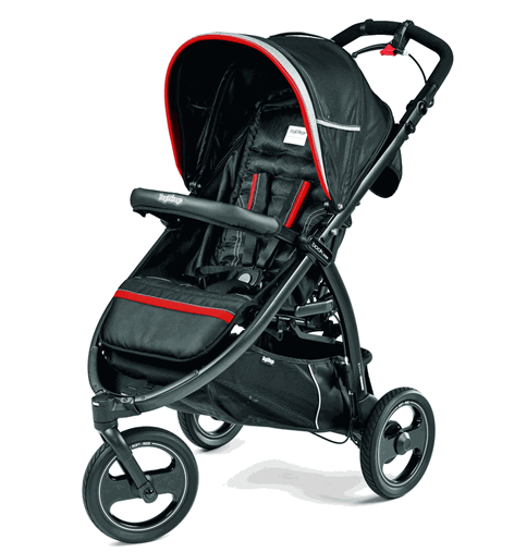 Peg Perego Book Cross Stroller Review - auto lock stroller for baby