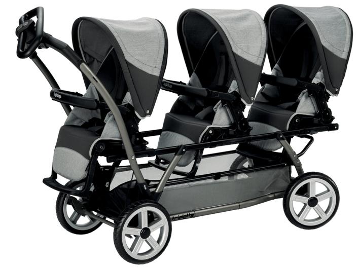Peg Perego Triplette SW Stroller Seats Review