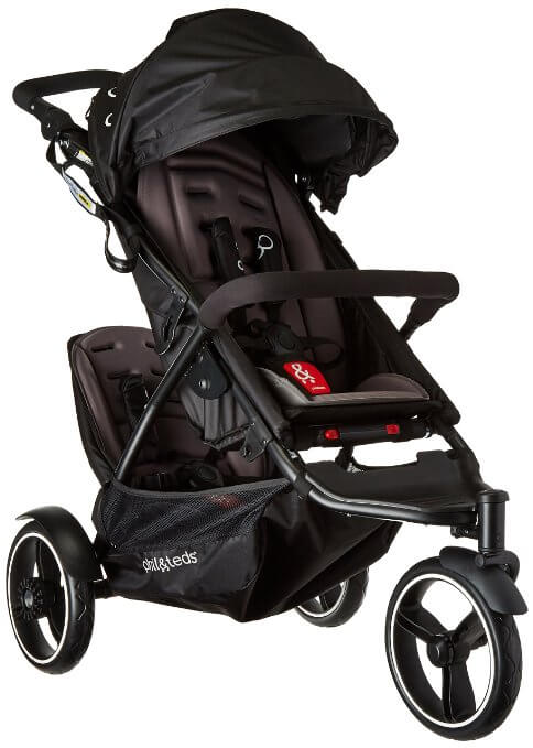 Phil & Teds Dot Inline Stroller with Second Seat Review