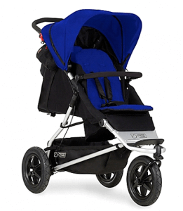 Phil and Teds Navigator with Auto Stop Stroller Review best all terrain navigator stroller