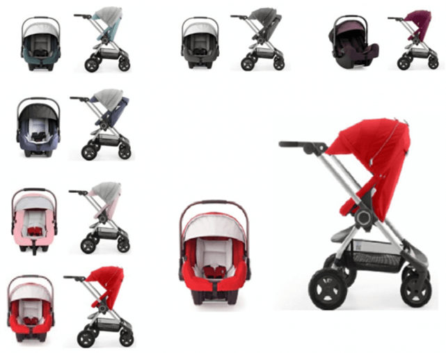 Stokke Scoot V2 Stroller Review - In Multiple Color