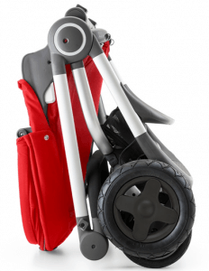 Stokke Scoot V2 Stroller Review - Very Compact Fold
