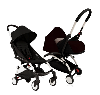 Babyzen YoYo Stroller Review- Height & weight