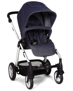 Mamas & Papas Sola2 MTX Stroller Review- Seat & canopy