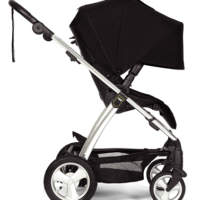 Mamas & Papas Sola2 MTX Stroller Review- Handle safety & fold
