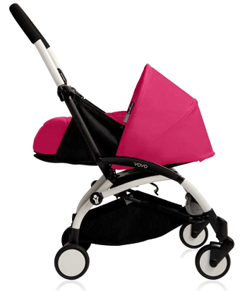 Babyzen YoYo Stroller Review- Wheels and Maneuverability