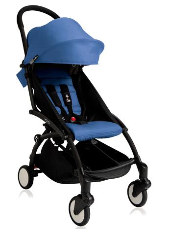 Babyzen YoYo Stroller Review- Seat & canopy
