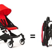 Babyzen YoYo Stroller Review- Handle, safety & fold