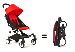 Babyzen YoYo Stroller Review- Handle, safety & fold