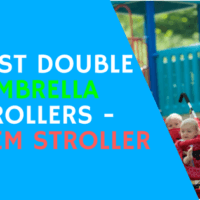 5 Best Double Umbrella Strollers - Tandem Stroller