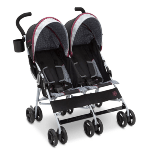 J is for Jeep Brand Scout Double Stroller Review