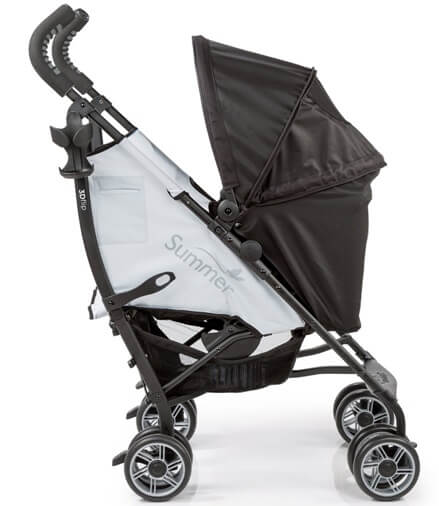 Summer Infant 3D Flip Convenience Stroller Review