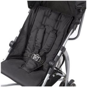 Summer Infant Go Lite Convenience Stroller Review - high quality comfortable seat and material for baby