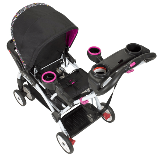Baby Trend Hello Kitty Sit N Stand Ultra Stroller - high quality safe cloth material for baby