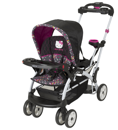 Baby Trend Hello Kitty Sit N Stand Ultra Stroller