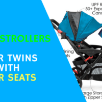 baby-strollers-for-twins-with-car-seats