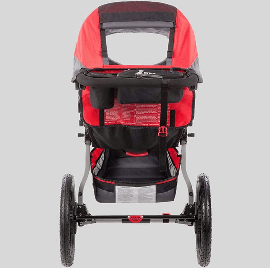 Bob Stroller Strides Fitness Stroller Review Large