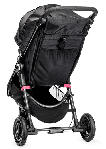 Baby Jogger City Mini GT Stroller Review with car seat and big storage under the seat