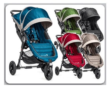 Baby Jogger City Mini GT Stroller Review with car seat multiple colors