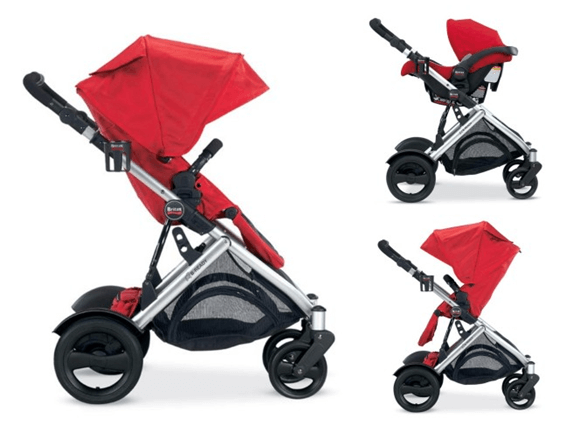 Britax B-Ready Stroller Review