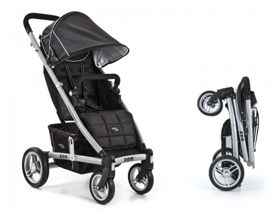 Valco Baby Zee Stroller Review