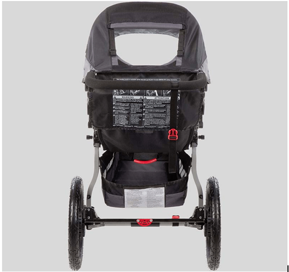 BOB Revolution SE Single Stroller For Tall Parents