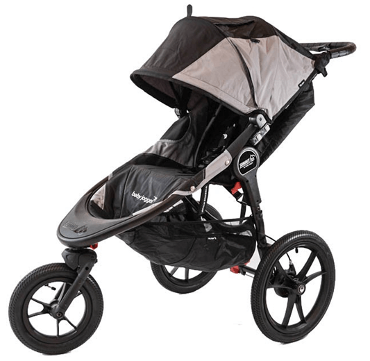 Baby Jogger 2016 Summit X3 Single Jogging Stroller Review