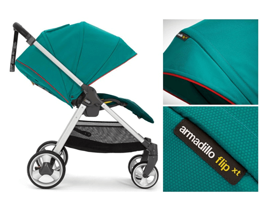 Mamas & Papas Armadillo XT Stroller Review - easy clean baby stroller