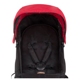 Mountain Buggy MB Mini Compact Travel System Review - travel system high quality canopy