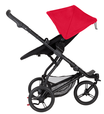 Mountain Buggy MB Mini Compact Travel System Review