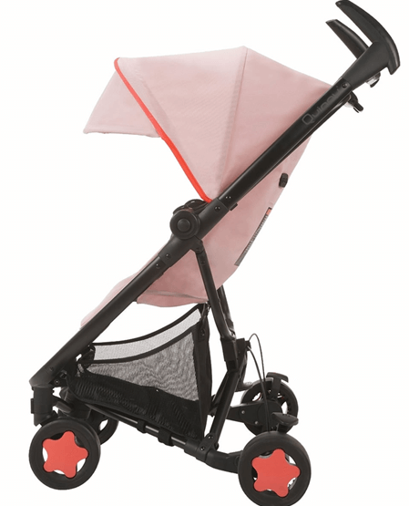 Quinny Zapp Xtra Stroller Review - Stroller For Amusment Parks