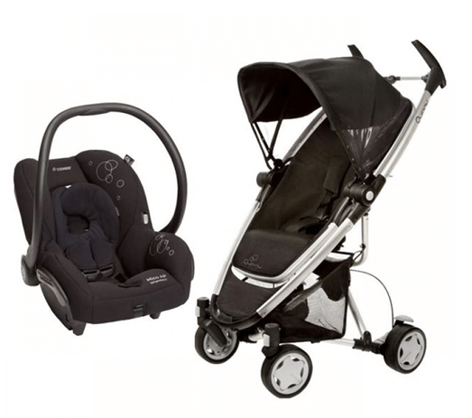 Quinny Zapp Xtra Stroller Review -best stroller for urban areas