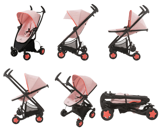 Quinny Zapp Xtra Stroller Review - best stroller for urban living