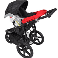 review Baby Trend Stealth Jogger