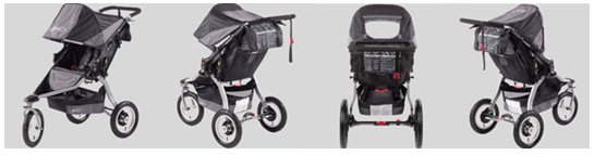 BOB Revolution CE Stroller Reviews - budget stroller in USA