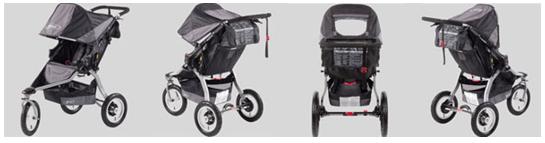 BOB Revolution CE Stroller Reviews - budget stroller in USA