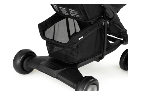 Nuna Pepp Stroller Review - Best top Strollers In San Francisco with large basket