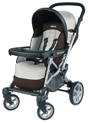 Peg Perego Uno Stroller Reviews - with confortable seat belt
