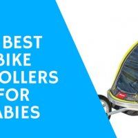 5 Best Bike Strollers for Babies 2017